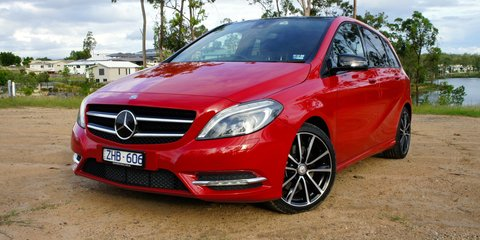 Mercedes-Benz B250 Review: Long-term report one
