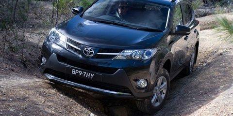 Toyota RAV4 diesel starts from $35,490