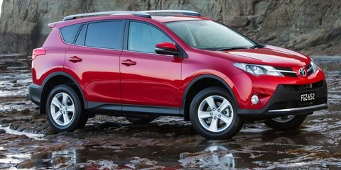 Toyota RAV4 Review