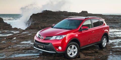 2013 Toyota RAV4 Gallery