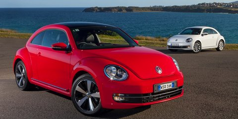 Volkswagen Beetle recalled