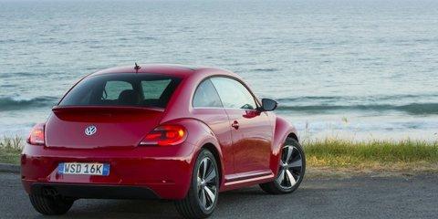Volkswagen Beetle recalled