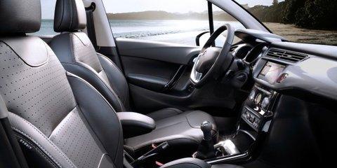 Citroen C3 facelift: fresh look for French city car