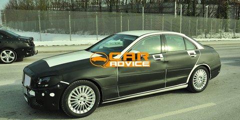 2014 Mercedes-Benz C-Class gets hybrid, AWD C63, S-Class styling