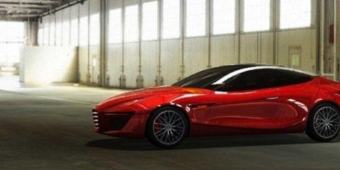 Alfa Romeo Gloria concept further revealed