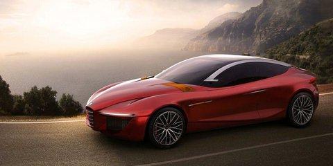 Alfa Romeo Gloria: student-designed concept set for Geneva