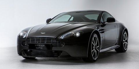 Aston Martin Vantage SP10: Vantage S gets six-speed manual