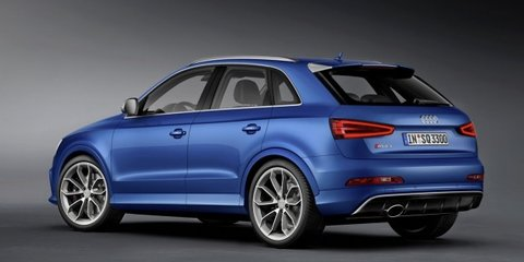 Audi RSQ3: first RS SUV to wear sub-$100K price tag