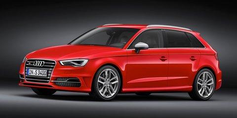 Audi S3 Sportback: 221kW hot-hatch unveiled