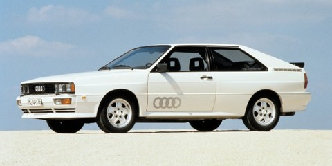 Audi reaches five millionth quattro milestone