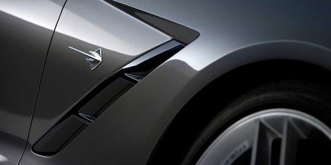 Chevrolet Corvette Stingray Convertible to drop lid in Geneva