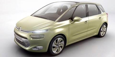 Citroen Technospace concept: future C4 Picasso headed to Geneva