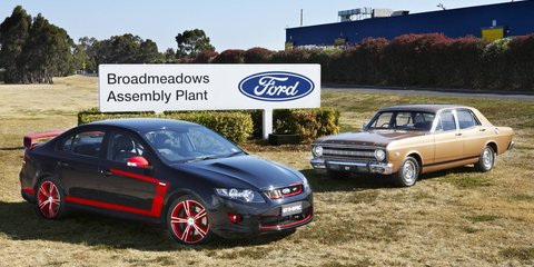 FPV GT assembly shifts to Ford's Broadmeadows plant