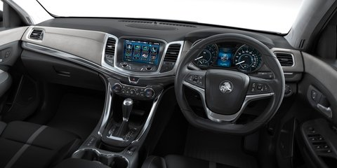 Holden VF Commodore: cabin raids global parts bin