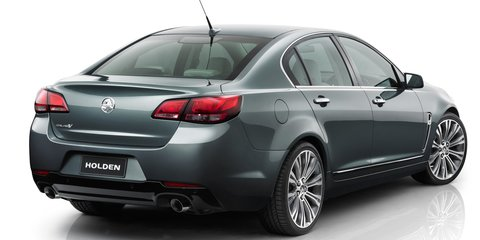 Holden VF Commodore revealed