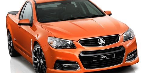 Holden VF Commodore Sportwagon and Ute revealed