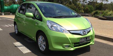 Honda Jazz Hybrid Review