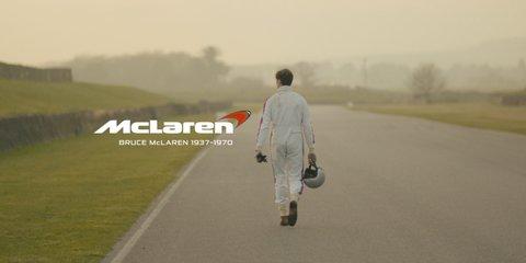 McLaren celebrates 50 years with trio of short films