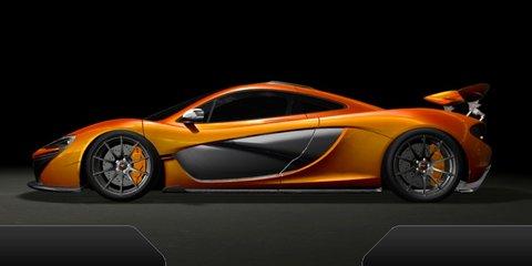 McLaren P1 'Race' mode revealed
