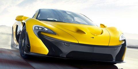McLaren P1 production car leaked