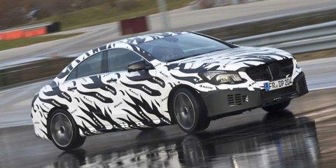 Mercedes-Benz C63 Edition 507, SLS Black Series, CLA45 AMG on the way