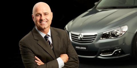 Holden VF Commodore: launch videos
