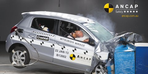 Ford Kuga, Mitsubishi Mirage, Volkswagen Beetle join ANCAP five-star club