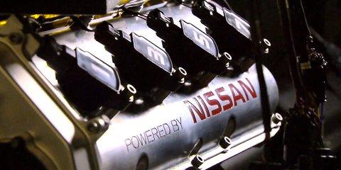 Nissan Motorsport releases V8 Supercars video