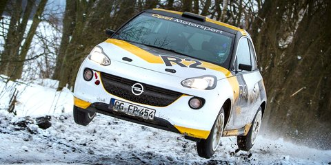 Opel Adam continues new rally push