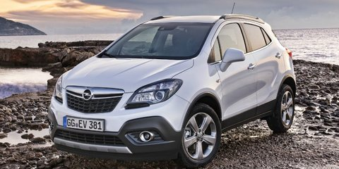 Opel Mokka at the top of the shopping list for Australia