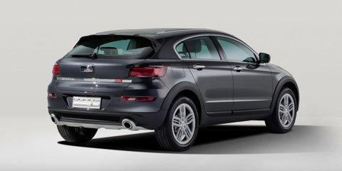 Qoros 3 sedan, wagon, hybrid crossover headed to Geneva