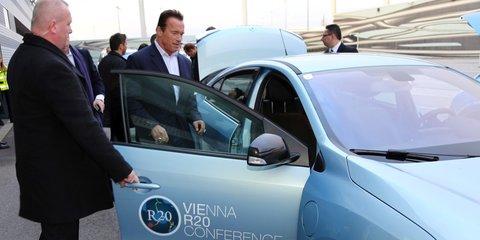 Renault-Nissan joins Schwarzenegger in terminating climate change