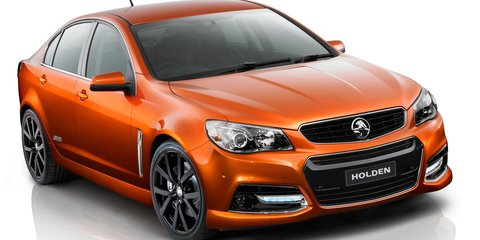 Holden VF Commodore: SS exterior revealed
