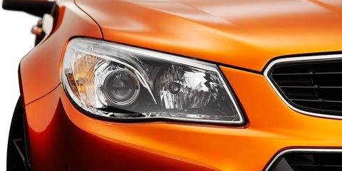 Holden VF Commodore: Chevrolet influenced SS design