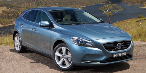 Volvo V40 launches from $34,990