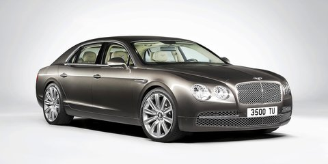 Bentley Flying Spur: fastest, most powerful Bentley sedan revealed