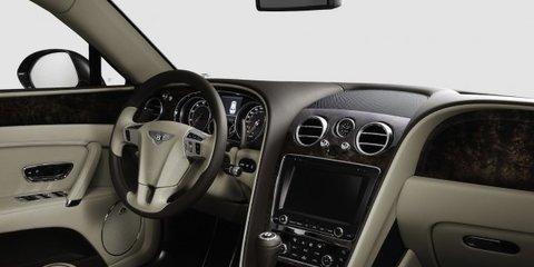 Bentley Flying Spur: fastest, most powerful Bentley sedan revealed