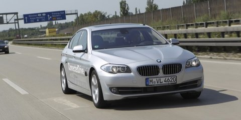 BMW targets accident-free roads with autonomous driving technology