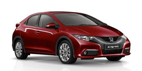 Honda Civic Hatch Diesel confirmed for April launch