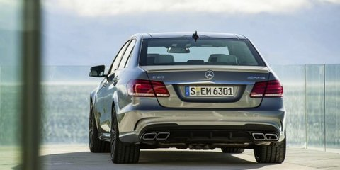 Mercedes-Benz E400 turbo V6, 430kW E63 AMG confirmed for Australia