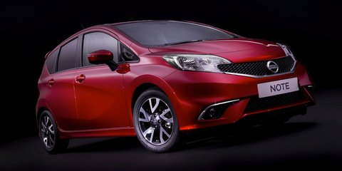 Nissan Note: UK-built Jazz rival not for Australia