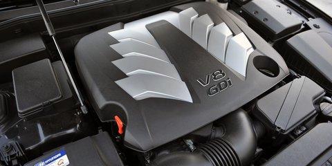 Hyundai Genesis V8 R-Spec Review