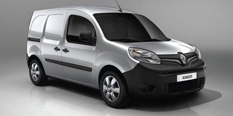 Renault Kangoo: facelift for compact commercial van