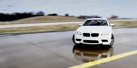 BMW aiming for drifting world record