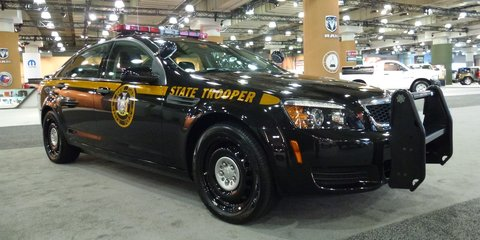 Chevrolet Caprice PPV a chance in lucrative New York State Police battle