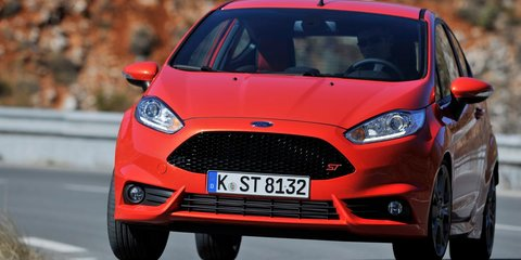 Ford Fiesta ST off to a flying start in the UK
