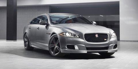 Jaguar XJR: first official picture