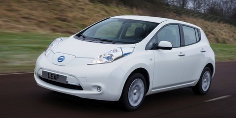 Next-generation Nissan Leaf may feature additional body styles - report