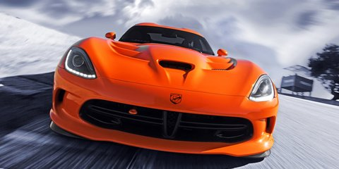 SRT Viper TA: limited edition track ready time attack snake revealed