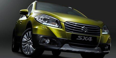 New Suzuki SX4 revealed